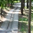 9.帰路:甲賀寺金堂跡からの帰り道