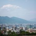 9.帰路:琵琶湖遠望