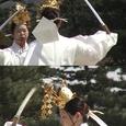 剣(つるぎ)の鎮め