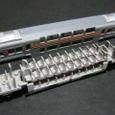 JR電車・サロ124型(新湘南色) 車両分解(1)