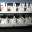 JR電車・サロ124型(新湘南色) 車両分解(3)座席