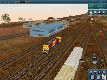 Trainzmu
